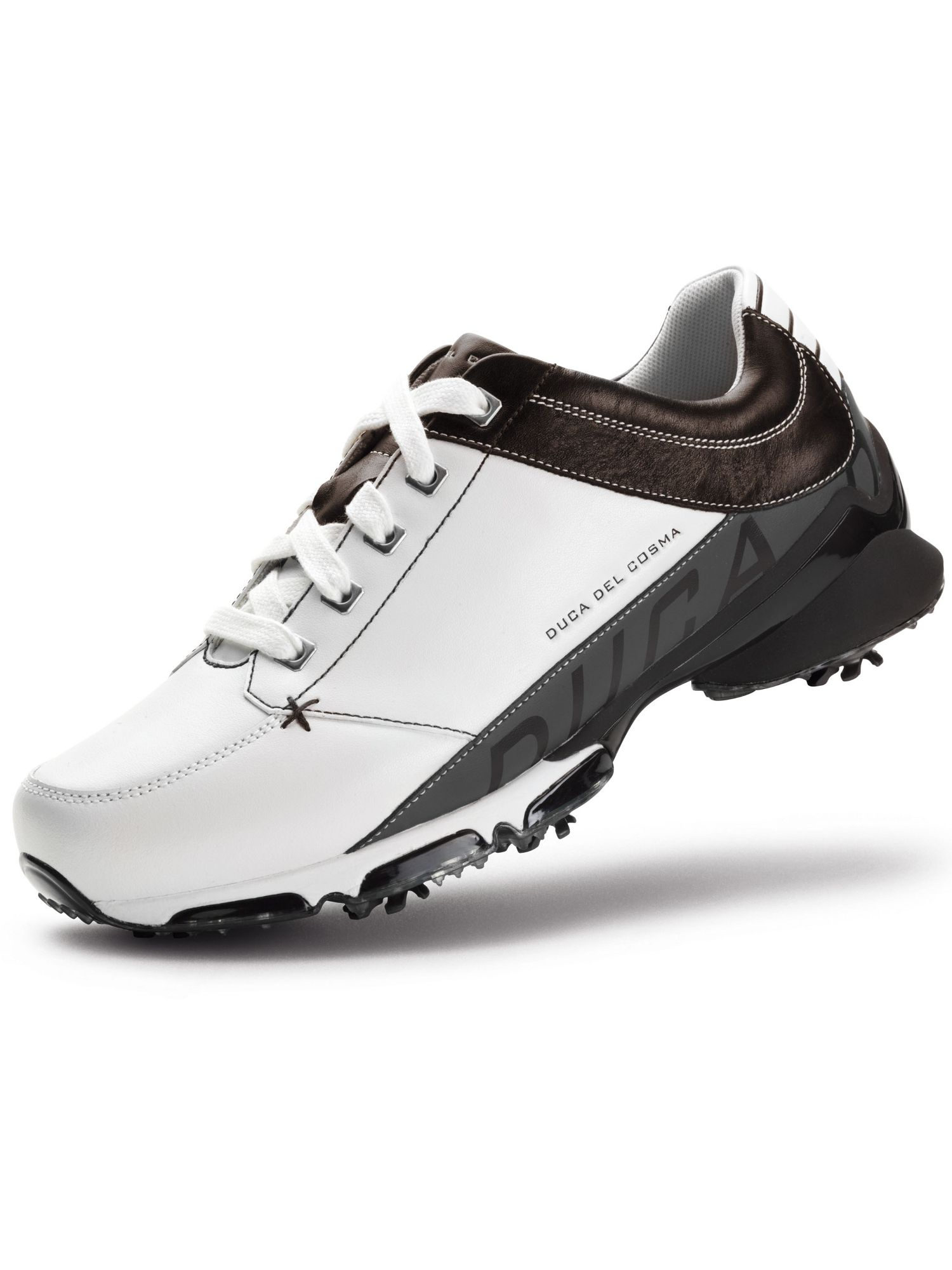 Break-up golf shoes