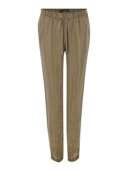 Oui Tapered light weight trouser