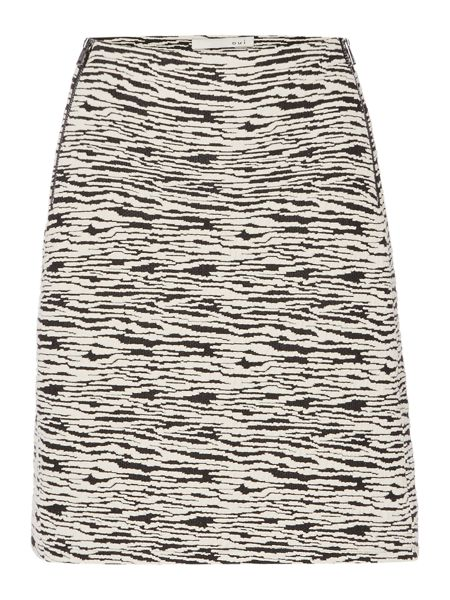 Oui Two Zip Skirt