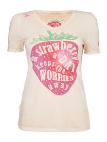 Oui Strawberry t-short