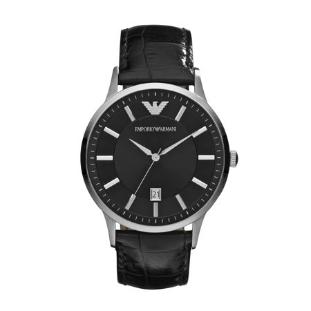 Emporio Armani Ar2411 mens strap watch