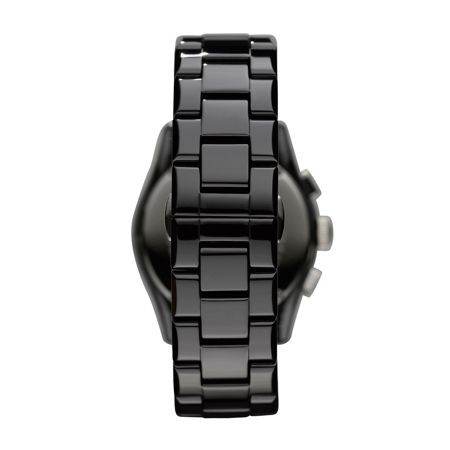 Emporio Armani Ar1400  mens ceramic bracelet watch