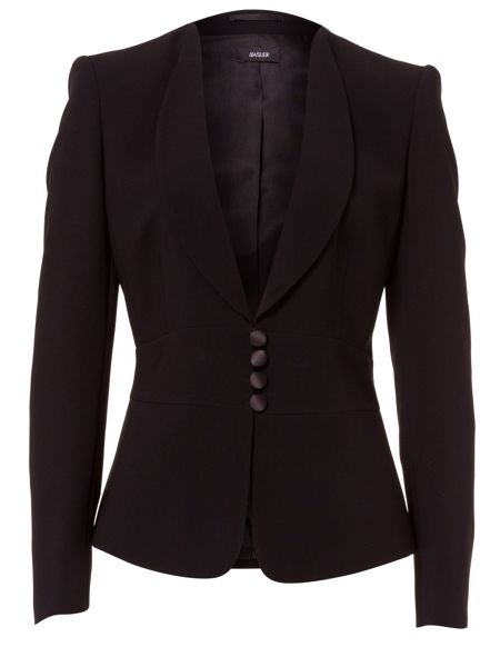Basler Blazer with Shawl Collar