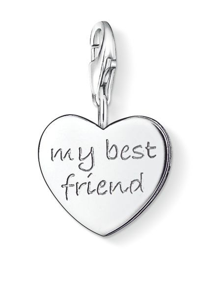 Thomas Sabo Charm Club My Best Friend Heart