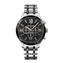 Thomas Sabo Rebel at Heart Steel Ceramic Chronograph Watch