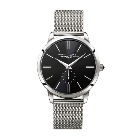 Thomas Sabo Rebel at heart mesh strap watch