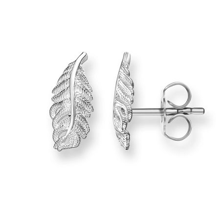 Thomas Sabo Classic Feather Ear Studs