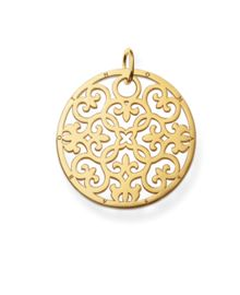 Thomas Sabo Special addition large arabesque disc