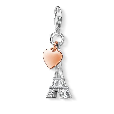 Thomas Sabo Charm club eiffel tower charm