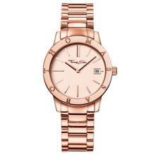 Glam & soul rose gold watch