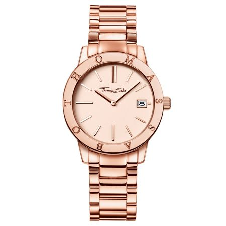 Thomas Sabo Glam & soul rose gold watch