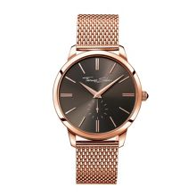 Thomas Sabo Rebel at heart rose gold mesh watch