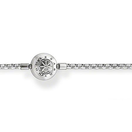 Thomas Sabo Karma bead Chain, ribbon