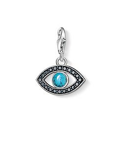 Charm club turkish eye pendant