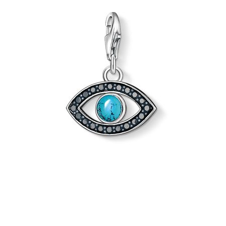 Thomas Sabo Charm club turkish eye pendant