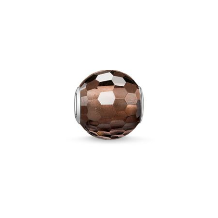 Thomas Sabo Karma beads smoky quartz bead