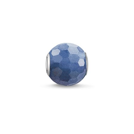 Thomas Sabo Karma beads dumortierite bead