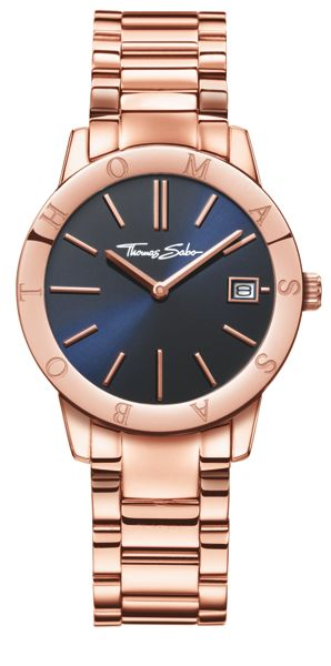 Thomas Sabo Glam & soul rose stainless steel watch