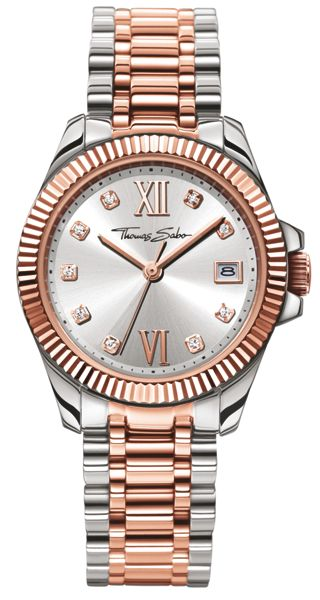 Thomas Sabo Glam & soul stainless steel watch