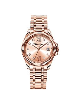 Women`s divine rose watch