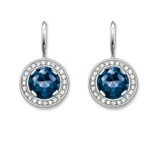 Thomas Sabo Light of luna corundum pave earrings