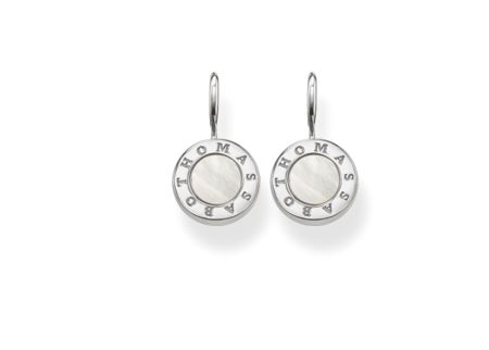 Thomas Sabo Glam & soul mother of pearl earrings