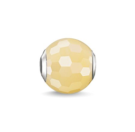 Thomas Sabo Karma beads yellow aventurine bead