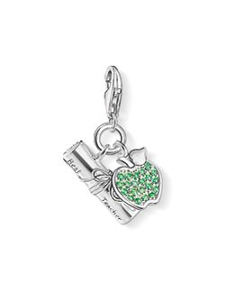 Charm club best teacher pendant