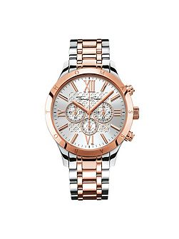 Rebel at heart chronograph watch