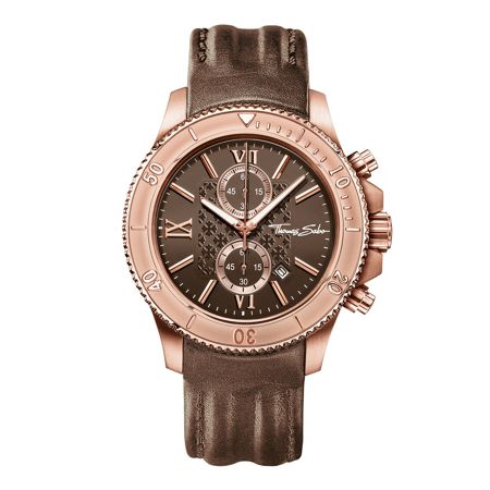 Thomas Sabo Rebel at heart chronograph watch