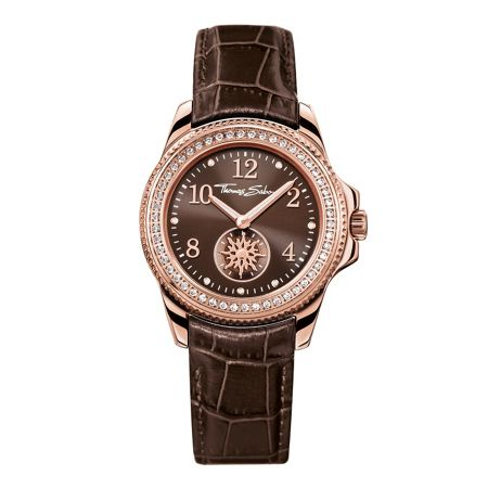 Thomas Sabo Glam & soul three-hand watch