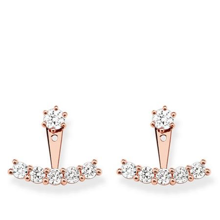 Thomas Sabo Glam & soul zirconia ear jackets