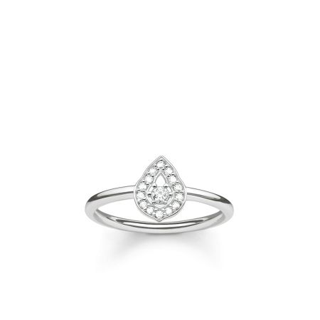 Thomas Sabo Fatima`s garden drop stacking ring