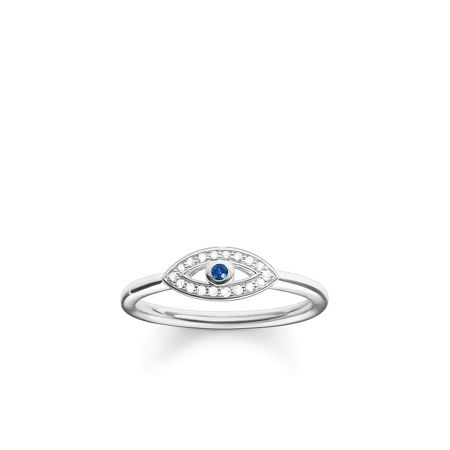 Thomas Sabo Fatima`s garden nazar`s eye ring