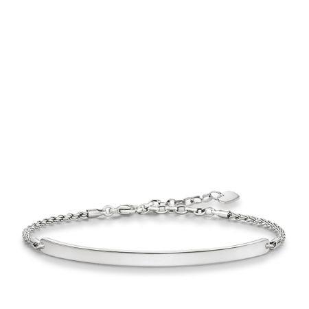 Thomas Sabo Love bridge 925 sterling silver bracelet
