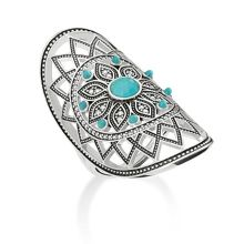 Thomas Sabo Dreamcatcher Turquoise Ethno Ring