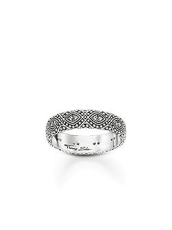 Dreamcacther Ethno Ring Band