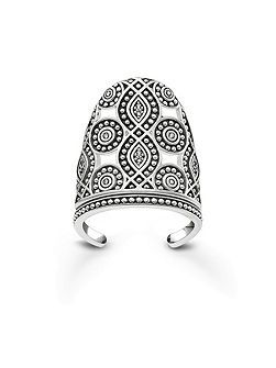 Dreamcacther Ethno Nail Ring