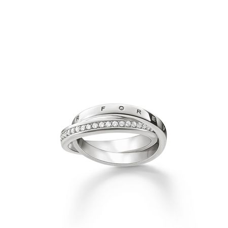 Thomas Sabo Glam & Soul Together Forever Ring
