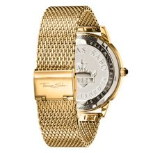 Thomas Sabo Men`s watch rebel spirit gold