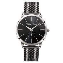 Thomas Sabo Rebel spirit black bico mesh men`s watch