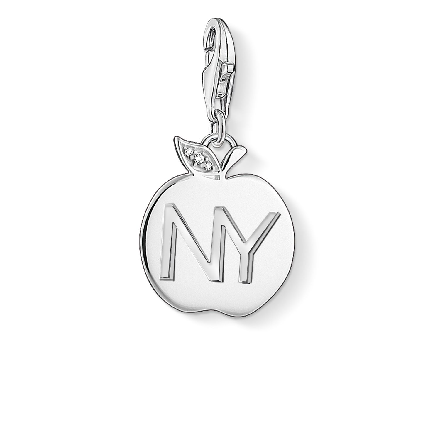 Thomas Sabo Charm club big apple ny charm pendant NA