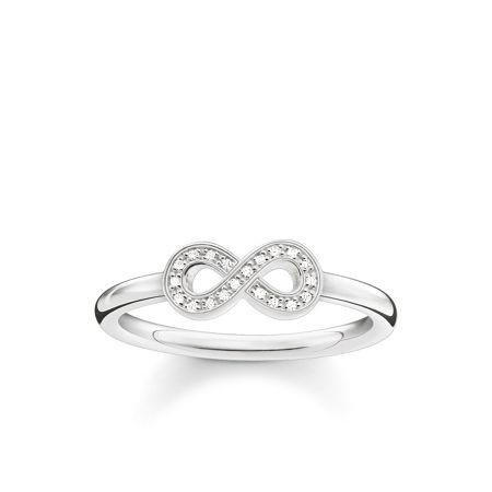 Thomas Sabo Glam & soul diamond infinity ring