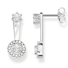 Thomas Sabo Glam & soul zirconia pavé ear jackets