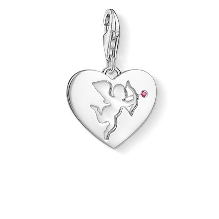 Thomas Sabo Charm club heart with cupid charm