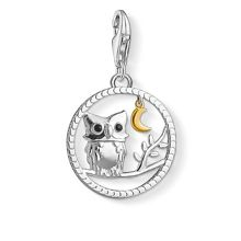 Thomas Sabo Charm club night owl charm pendant