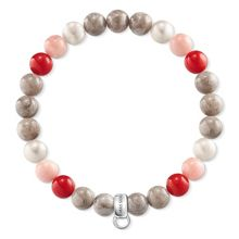 Thomas Sabo Charm club multi-colour charm bracelet