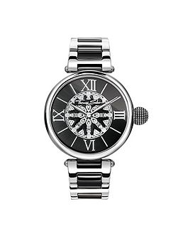 Glam & Soul Karma Women`s Bi-colour Watch