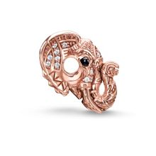 Thomas Sabo Elephant`s Head Karma Bead