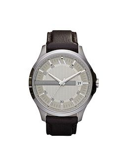Ax2100 mens strap watch